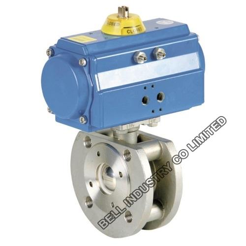 PN16 Stainless Steel wafer ball valve